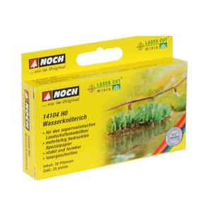 NOCH 14104 Water Knotgrass 20 plants Laser Cut Minis OO HO Gauge smartgrass