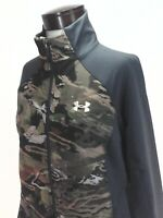Under Armour Jacket ColdGear Infrared 1282685 Forest Camo Womens L $149.99
