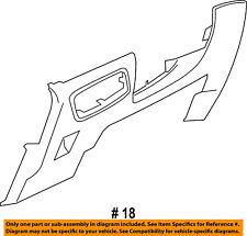 Lincoln FORD OEM 15-16 MKC Instrument Panel Dash-Lower Trim EJ7Z7804459AC
