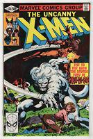 X-Men #140 (Dec 1980, Marvel) [Alpha Flight, Wendigo] Claremont, John Byrne /