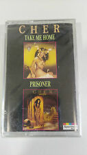CHER TAKE ME HOME + PRISONER CINTA TAPE CASSETTE 5500384 PRECINTADA NEW SEALED