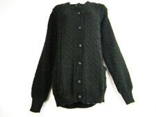 Maglie e camicie da donna neri con colletto taglia taglia unica