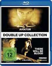 Aviator / There Will Be Blood [Blu-ray](NEU/OVP)  Daniel Day-Lewis, Leonardo DiC
