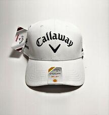NEW Callaway Golf Hat Baseball Cap Weather Series Professional Staff Hat NWT