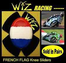 WIZ FRENCH FLAG KNEE SLIDERS