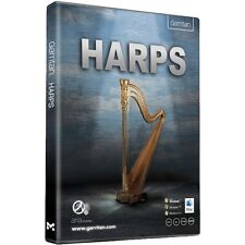 Garritan Harps Virtual Instrument Sound Library (Download) **NEW**