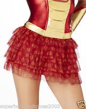 Iron Man 3 Mark 42 Iron Girl Sexy Skirt Marvel Comics Brand New 75092