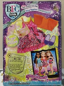 BFC Ink Best Friends Club Ink Bright and Beautiful Fashion Doll Clothes Set New