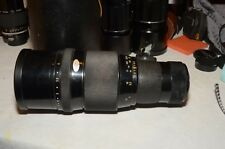 PENTAX TAKUMAR 300mm f4 m42 SCREW MOUNT LENS L@@K  Great Shape