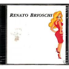 RENATO BRIOSCHI - Omonimo - I PROFETI CD 1992 SIGILLATO SEALED