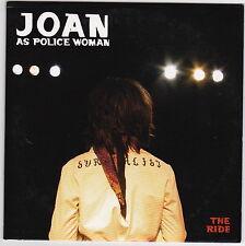 Joan As Police Woman - The Ride - CD (2 x Track Card Sleeve)