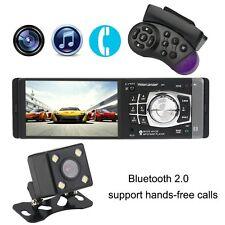 """4.1"""" Auto Stereo Autoradio Bluetooth MP3 MP5 Player USB TF FM mit Rückfahrkamera"""