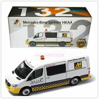 TINY HONG KONG 132 MERCEDES-BENZ SPRINTER HKAA DIECAST CAR MODEL 140310