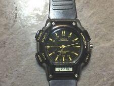 CASIO AQ 150 W illuminator diver 100m Vintage Watch computer era japan