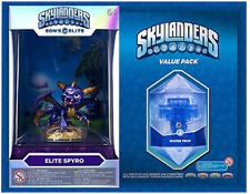 Eon's Elite Spyro Water Trap Team Skylanders Gift Value Pack Birthday Toys