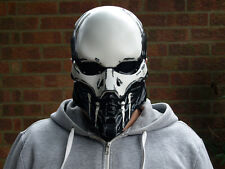 Ha Goliath FULL FACE PUNIRE (M) Airsoft Cosplay Rave Mask-MADE to Order -