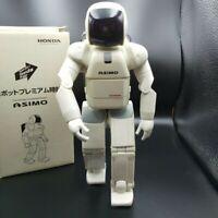 HONDA ASIMO Alarm Clock Figure Humanoid Robot Novelty Rare Japan