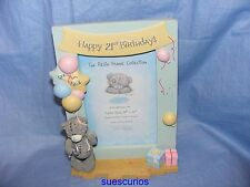 Me To You Tatty Teddy Bear 21st Birthday Picture Frame - Gift Present G01F0841SK