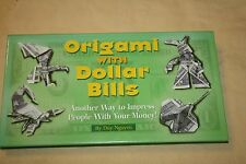 Origami With Dollar Bills By Duy Nguyen