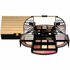 30 PIECE VANITY CASE BEAUTY COSMETIC SET GIFT MAKE UP STORAGE BOX VALENTINES DAY