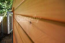 18 x 94mm Western Red Cedar Wood Cladding Tongue & Groove