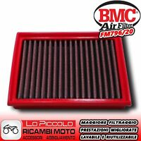 FM796/20 FILTRO ARIA SPORTIVO BMC KTM 1290 SUPER DUKE R 2014 2015 2016 2017 2018