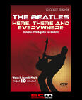 10-MINUTE TEACHER GUITAR DVD TUTORIAL THE BEATLES HERE THERE AND EVERYWHERE