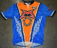 Louis Garneau Mens Cycle Jersey Size L EUC