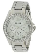 Fossil Riley Stainless Steel Ladies Watch ES3202
