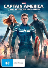 Captain America 2 : THE WINTER SOLDIER : NEW DVD