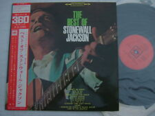THE BEST OF STONEWALL JACKSON / WITH OBI