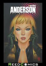 JUDGE DREDD ANDERSON PSI DIVISION GRAPHIC NOVEL Paperback Collects 4 Part Series