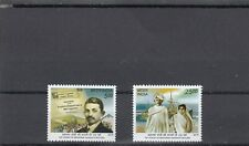 a94 - INDIA - SG3032-3033 MNH 2015 CENTENARY GANDHI RETURN FROM SOUTH AFRICA
