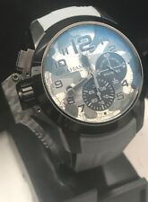 Graham Chronofighter Black Arrow Black Carbon Chronograph Swiss Automatic 47mm