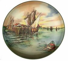 Royal Doulton Home Waters M E Grace D6434 Fishing boat Series Ware CP2696