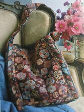 Ehrman Designer Kaffe Fassett CARPET BAG Tapestry Needlepoint Chart V & A KELIM
