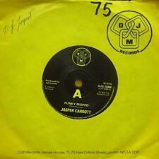"""Jasper Carrott(7"""" Vinyl)Funky Moped-DJM-DJS 10388-UK-VG/Ex"""