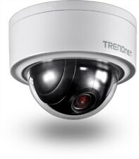 Trendnet Tv-Ip420p ( 3 Mp ) Caméra Réseau Dôme Motorisé Poêle / Inclinaison /