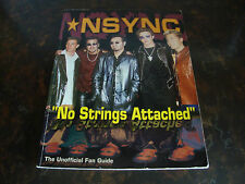 'N Sync---No Strings Attached---Fan Guide---Autographed By All 5---2000