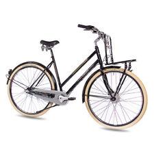 28 Zoll Vintage Cityrad Fahrrad Damenrad CHRISSON VINTIAGO Lady 3G NEXUS schwarz