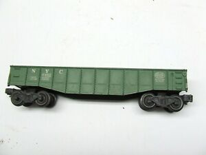 LIONEL GREEN PAINTED NYC GONDOLA