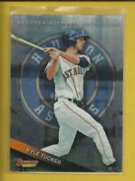 Kyle Tucker RC 2015 Bowman's Best Top Prospects Rookie Card # TP-46 Astros MLB