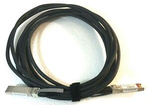 CISCO SFP-H10GB-CU5M V02 COPQAA5JAB 5M 5 Meter DAC 10G 10Gb SFP+ Fiber Cable