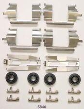 Disc Brake Hardware Kit Front Better Brake 5840