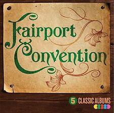 5 Classic Albums - Fairport Convention (2015, CD NIEUW)