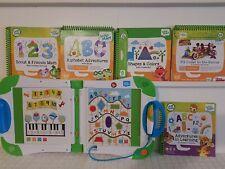 LeapFrog LeapStart Learning System with 5 Books! Level 1 preschool