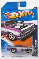 Hot Wheels ~ 2011 Hw Performance ~ Plymouth Duster Thruster ~ Kmart Exclusive