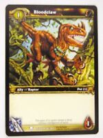 WoW: World of Warcraft Cards: BLOODCLAW 36/361 - played