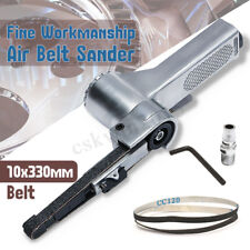 Air Belt Sander 20mm x 520mm Free Sanding Belts 1//4 Technic