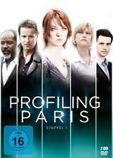 Eric Summer - Profiling Paris. Staffel.1, 2 DVDs